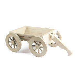 Carrinho de madeira Carriola Cor 15 – Nude