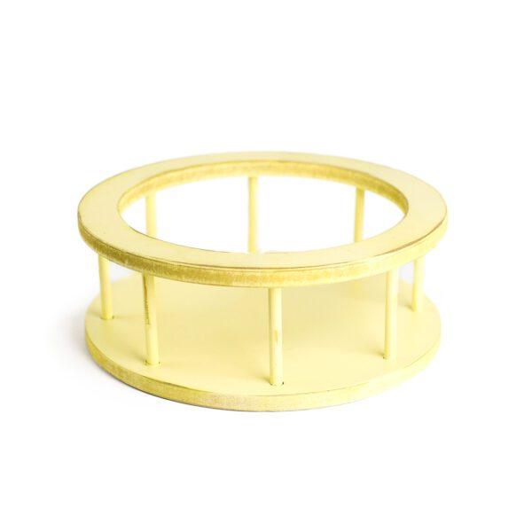 Prop redondo Cor 03 - Amarelo claro