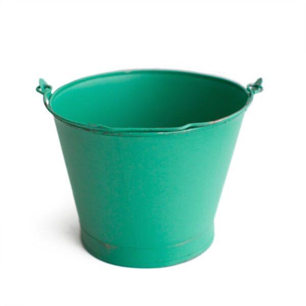 Baldinho basic Cor 17 - Verde mint