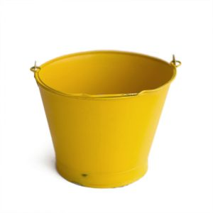 Baldinho basic Cor 21 – Amarelo mostarda