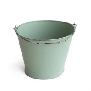 Baldinho basic Cor 25 – Verde pastel