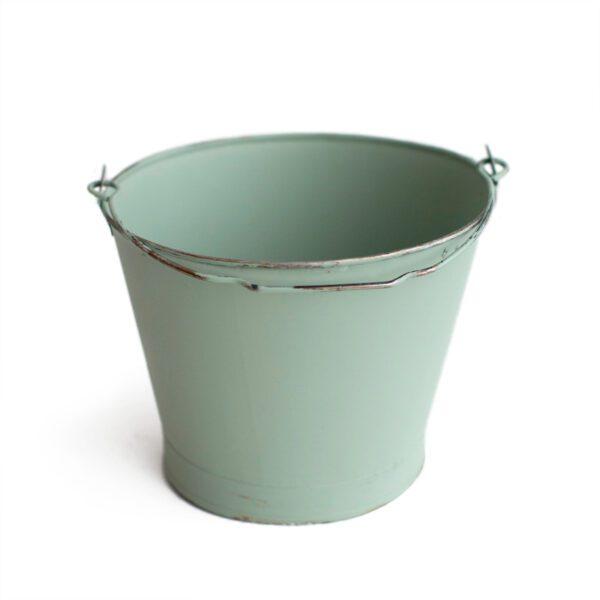 Baldinho basic Cor 25 - Verde pastel