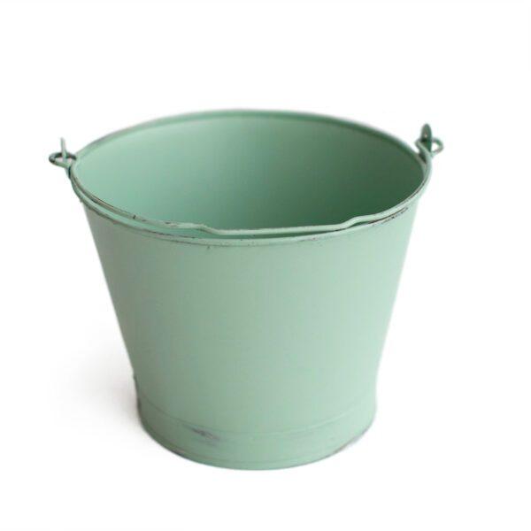 Baldinho basic Cor 28 - Verde clarinho