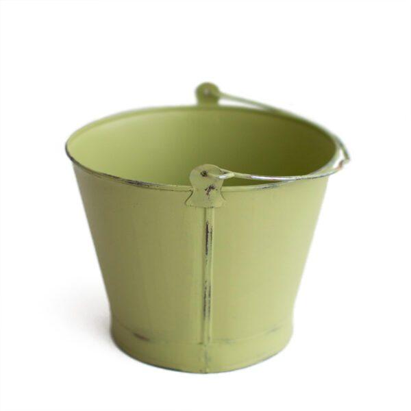 Baldinho basic Cor 30 - Verde abacate