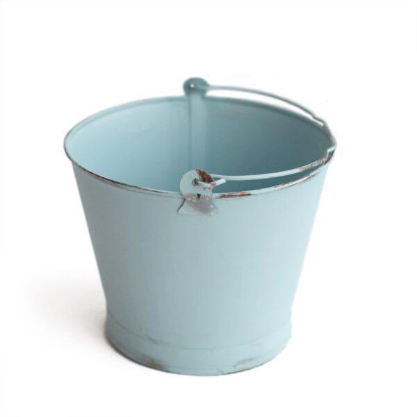 Baldinho basic Cor 34 - Azul clarinho