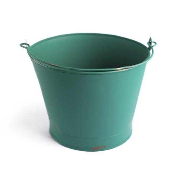 Baldinho basic Cor 43 - Verde esmeralda