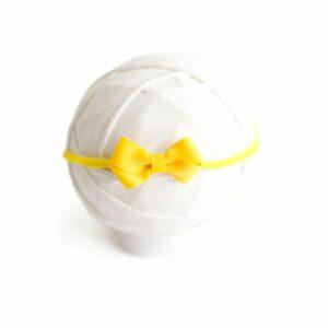 Laço médio Amarelo