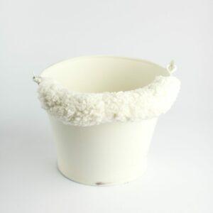 Posicionador Oval Branco