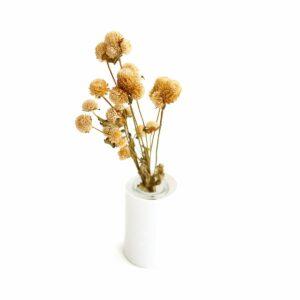 Florzinha rústica Natural Laranja