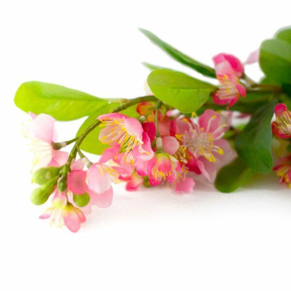 Galho de cerejeira Rosa