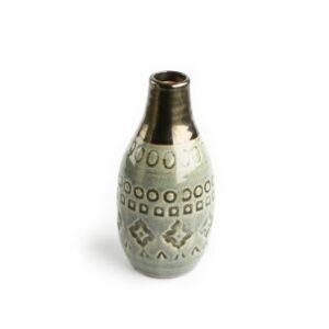 Vasinho para cenário de cerâmica - Modelo I Cinza