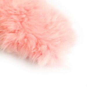 Layer de pelo natural Rosa