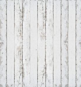 Fundo fotográfico madeira IV Branco  P
