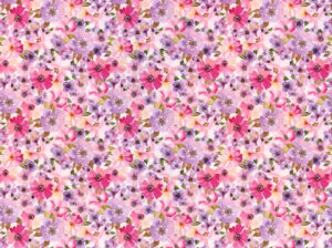Fundo fotográfico floral VII Rosa  G