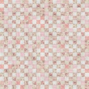 Fundo fotográfico patchwork I Rosa  G