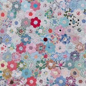Fundo fotográfico patchwork II Colorido  G