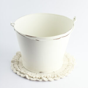 Layer crochet Off white