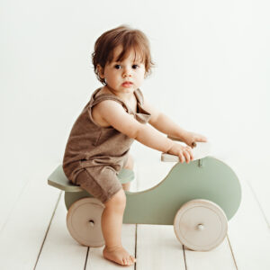 Bicicletinha mini Cor 15 - Nude