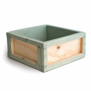 Caixinha color Modelo I Cor 25 - Verde pastel