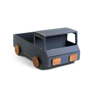 Caminhão Mini Cor 04 - Azul marinho