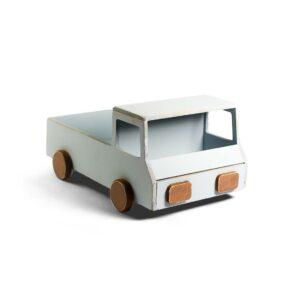 Caminhão Mini Cor 34 - Azul clarinho