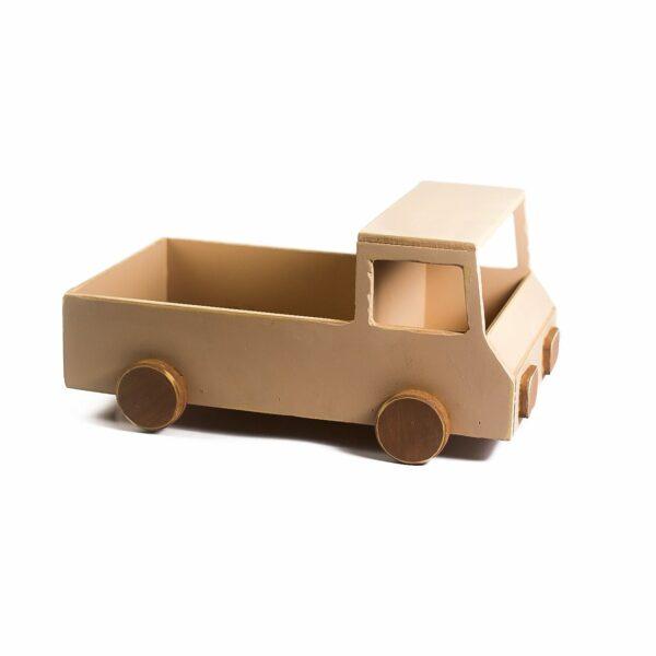Caminhão Mini Cor 37 - Bege