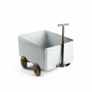 Vagão Mini Cor 39 - Cinza claro
