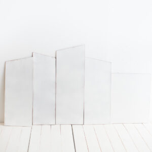 Conjunto de painéis Cor 07 - Off white