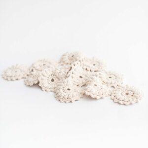 Layer de crochet Nude